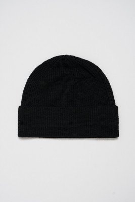nu-in Ribbed Turn Up Beanie