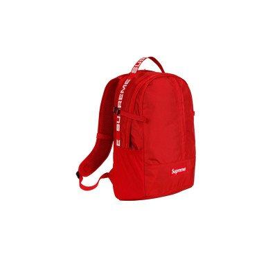 Supreme Supreme Backpack Red (SS18)