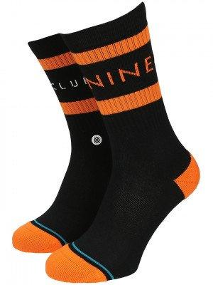 Stance Stance Nine Club Socks zwart