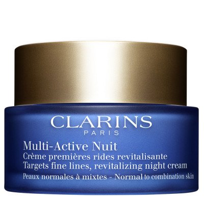 Clarins Multi-Active Nuit - Normal to Combination Skin Nachtverzorging 50 ml