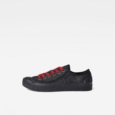 G-Star RAW Rovulc 50 years Denim Low Sneakers - Zwart - Dames
