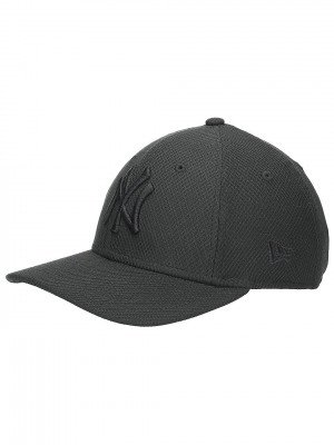 new era New Era NY Yankees Diamond Era 9Forty Cap zwart