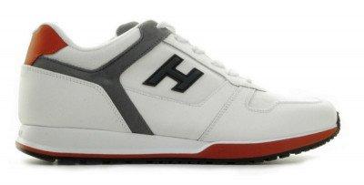 Hogan Hogan H321 Wit/Multicolor Herensneakers