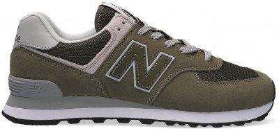 New Balance Groene New Balance Lage Sneakers Ml574