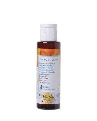 Korres Korres - Bergamot Jasmine Showergel - 40 ml