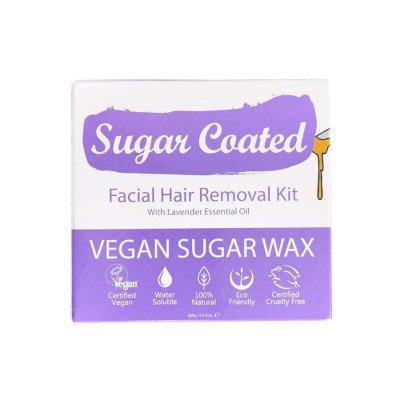 Sugar Coated Sugar Coated Facial Hair Removal Kit