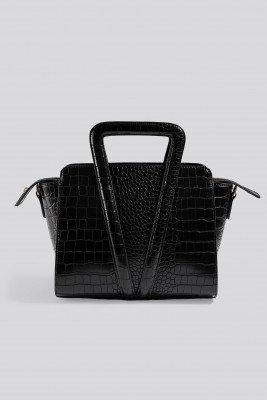 NA-KD Accessories NA-KD Accessories Boxy Trapeze Bag - Black