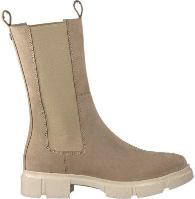 Beige Omoda Chelsea Boots Romy