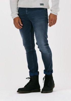 Scotch en Soda Blauwe Scotch & Soda Slim Fit Jeans 165276 - Skim Super Slim Fit J