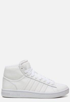 K-SWISS K-Swiss Court Winston Mid sneakers wit