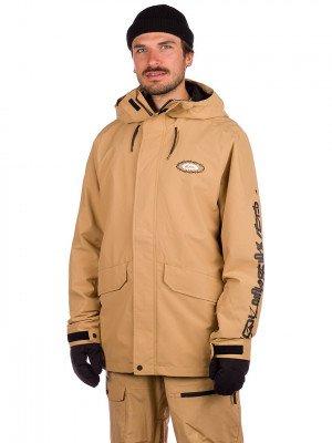 Quiksilver Quiksilver In The Hood Jacket bruin