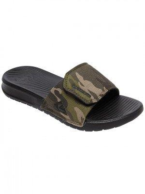 Quiksilver Quiksilver Bright Coast Adjust Sandals groen
