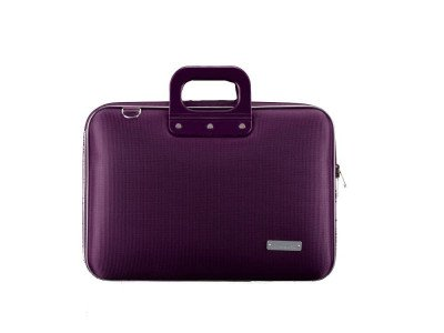Bombata Bombata Nylon 13 inch Laptoptas Violet