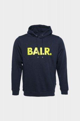 BALR. Straight Hoodie /Yellow
