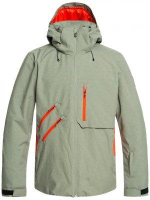 Quiksilver Quiksilver Traverse Jacket groen