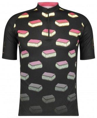 HEMA Fietsshirt Tompouce Zwart (zwart)