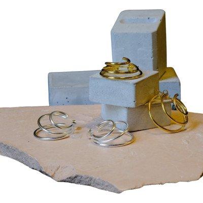 hann jewelry S26 - Sterling Silver one size