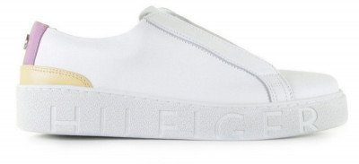 Tommy Hilfiger Tommy Hilfiger FW0FW03859 Wit Damessneakers