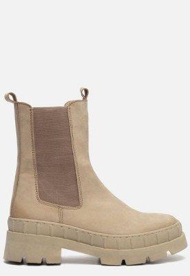 Ann Rocks Ann Rocks Chelsea boots taupe