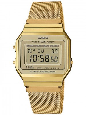Casio Casio A700WEMG-9AEF geel