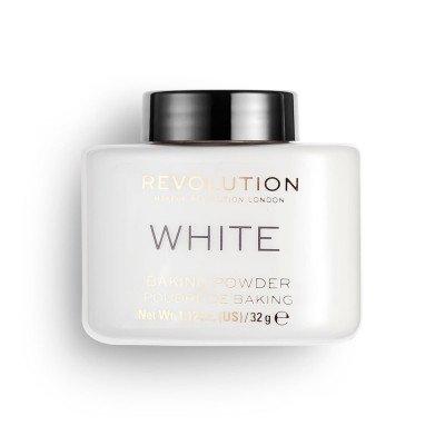 Makeup Revolution Makeup Revolution Loose Baking Powder White