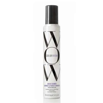 Color Wow Color Wow Color Control Purple Toning and Styling Foam