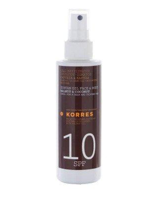 Korres Korres - Suntan Oil SPF10 - 150 ml