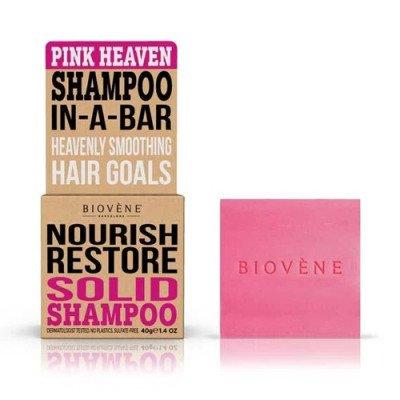 Biovène Biovène Shampoo Bar Nourish Restore