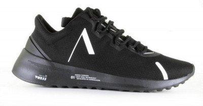 ARKK ARKK Axionn Mesh PWR55 Zwart/Wit Herensneakers