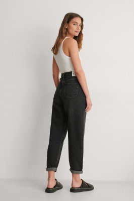 Calvin Klein Calvin Klein Wijd Jeans - Grey