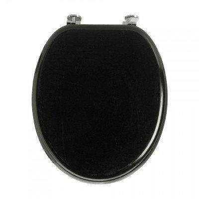 Xenos Toiletbril basic zwart
