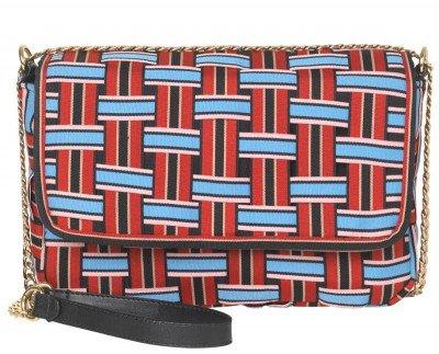 Becksondergaard Becksondergaard Quinn Bag Blauw/Multicolor Tas