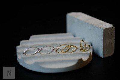 hann jewelry S08 - Sterling Silver M