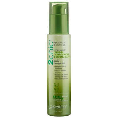 Giovanni Giovanni Ultra-Moist Leave In Conditioner & Styling Elixir 118ml