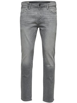 SELECTED HOMME SELECTED HOMME SLHSLIM-LEON 3021 L.GREY ST JEANS W