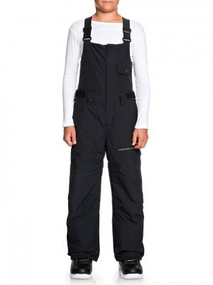 Quiksilver Quiksilver Utility Bib Pants zwart