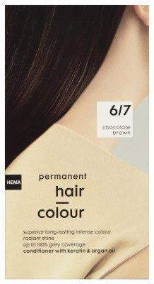 HEMA Haarkleuring Chocoladebruin 6/7
