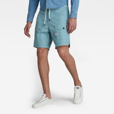 G-Star RAW Front Pocket Sport Short - Grijs - Heren