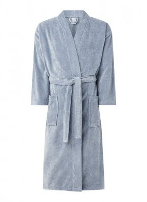 Vandyck Vandyck Kyoto badjas van biologisch katoen