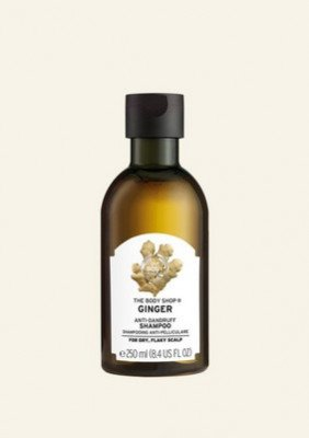 The Body Shop NL Ginger Anti-dandruff Shampoo 250 ML