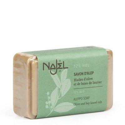 Najel Aleppo zeep met 12% laurierolie - 100gr Najel