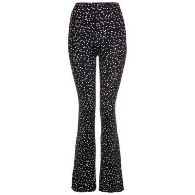 ComegetFashion FLARED LEGGING HEARTS