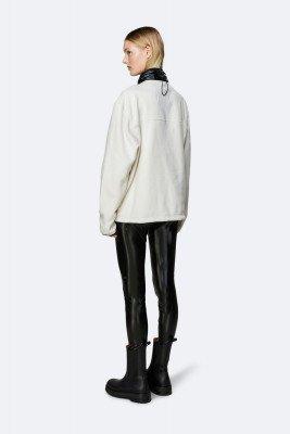 Rains Rains Dames Fleece Jacket - Off White
