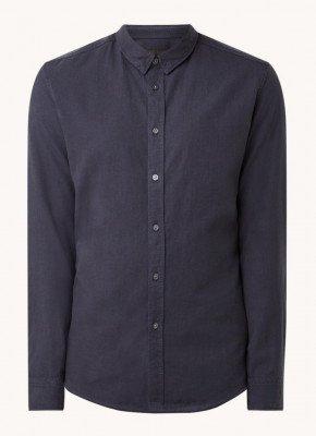 drykorn DRYKORN Slim fit overhemd met button down kraag