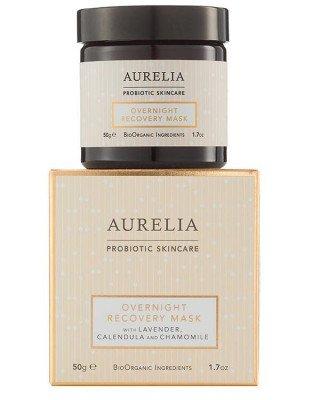 Aurelia London Aurelia - Overnight Recovery Mask - 50 gr