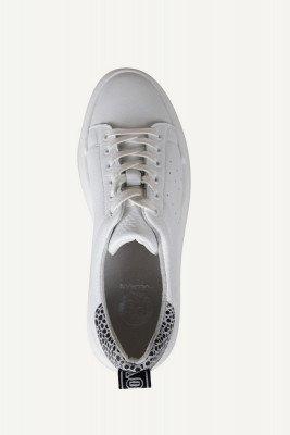 Poelman Poelman Sneaker Wit P6333CPOE1