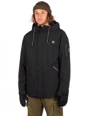 DC DC Cadet Jacket zwart