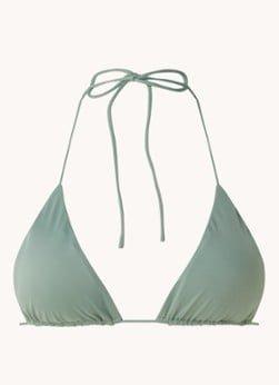 Aya Label Aya Label The Selene voorgevormde triangel bikinitop