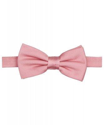 Profuomo Profuomo heren roze zijden strik