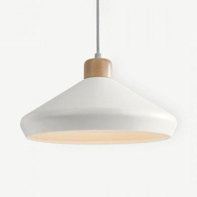 Albert hanglamp, ochtendgrijs
